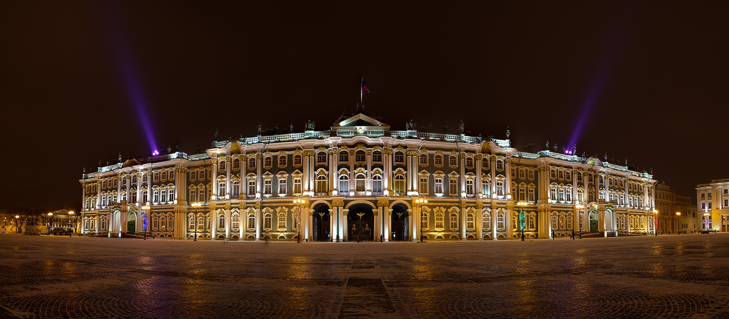Дворец санкт петербург эрмитаж