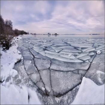 / Зимняя мозаика /