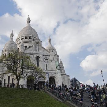 Церковь Святого Сердца в Париже